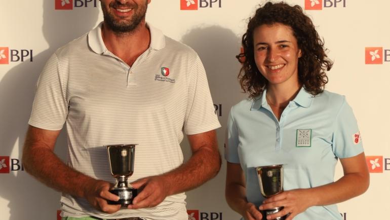 Campeonato Nacional de Mid-Amateur BPI coroa Lara Vieira e Luís Costa Macedo