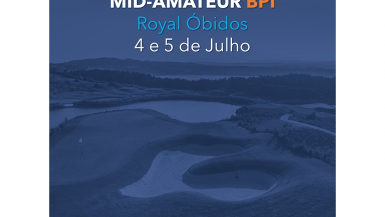 Campeonato Nacional de Mid-Amateur BPI assinala regresso das competições