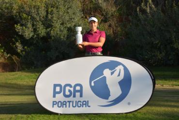 LEONORBESSAvence a última prova da PGA PORTUGAL