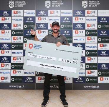 Tomás Silva vence segundo torneio do Circuito FPG
