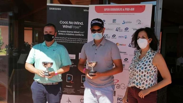 Lucas Azinheiro vence Pro-Am do Xira Open PGA